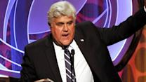 Jay Leno Open to Going on Letterman