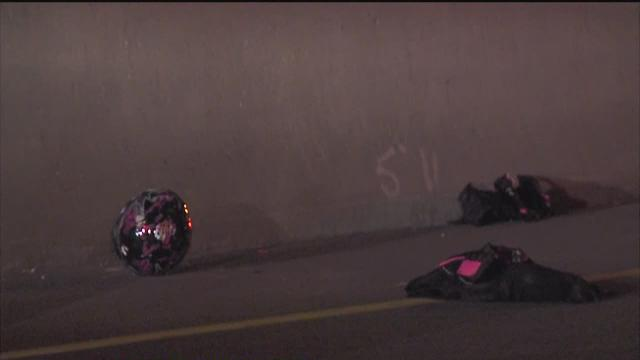 1 dead after motorcycle hit FHP trooper
