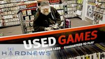 Gaming Bounty Hunters, Sony is Anti-Used Games, and the Microsoft Countdown - Hard News Clip
