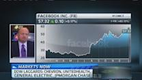 Facebook is remarkable: Cramer