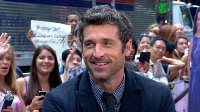 'Grey's Anatomy' Star Patrick Dempsey Prepares for French Le Mans