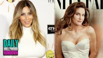 Bruce Jenner Appears As Caitlyn - Kim Kardashian Pregnant Again