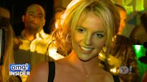 Artist's Lucky Day When Britney Spears Rolls by for a Good Deal!