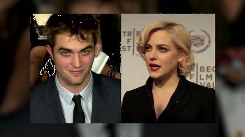 Robert Pattinson's Mystery Girl Revealed to be Riley Keough