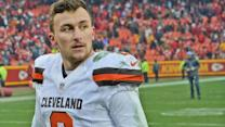 Johnny Manziel's Father Urges Son to Seek Rehab
