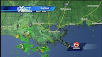 Wet weather continues