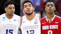Predicting the NBA draft's top picks