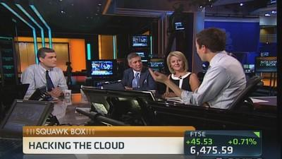 Will tech's future have head in the 'cloud'?