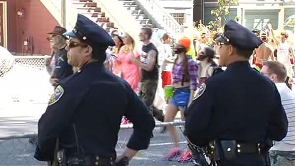 Security heightened at 2013 Bay to Breakers in SF