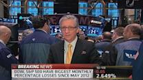 Pisani's market open: Weak across the board