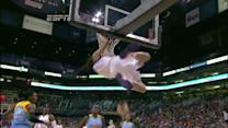 Griner's Second Dunk