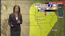 Holly talks about severe weather chances