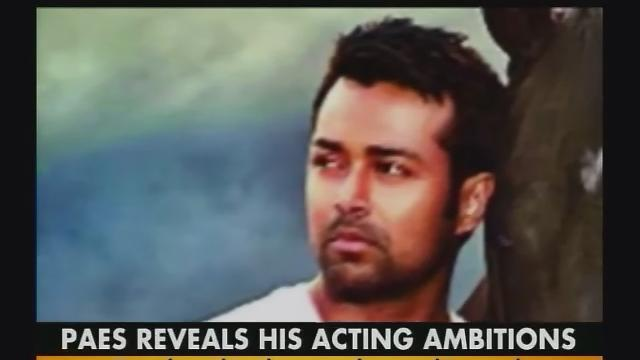 Leander Paes reveals his acting plans