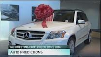 2014 auto predictions: Entry-level luxury to heat up