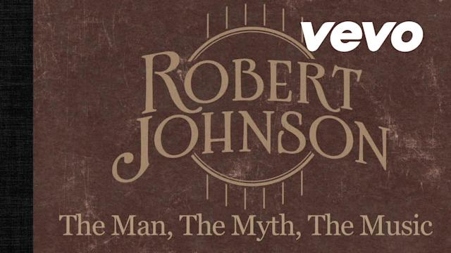 The Crossroads Myth of Robert Johnson by grandson, Steven Johnson