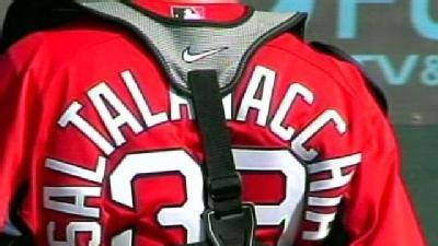 Hey Fans: What's The Catcher's Name?