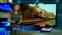 Passengers say they were trapped on Tri-Rail train