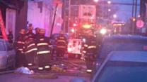 Mystery surrounds Frankford arson
