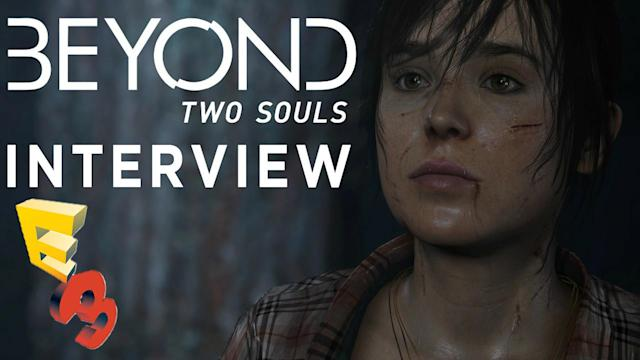 Beyond: Two Souls - Interview with Quantic Dream Founder at E3 2012 - Rev3Games Originals