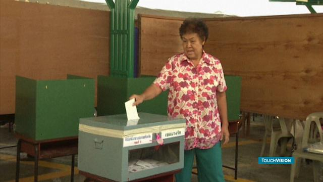 THAI EARLY VOTING