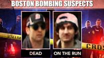 Public helps FBI identify Boston bombing suspects