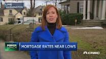 Low mortgage rates, low supply