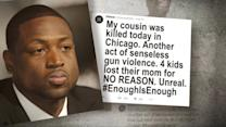 Dwyane Wade Cousin's Murder Amid Chicago Shooting Spike