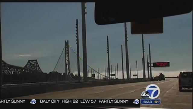 Bay Bridge on track to reopen on Tuesday morning