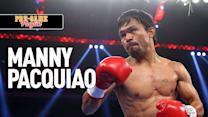 Pre-Game Playlist: Manny Pacquiao