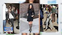 Selena Gomez's Week in Fierce Fashion