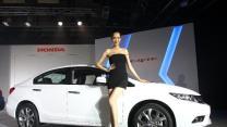 [CARVIDEO 汽車視界] 車壇直擊—Honda New CIVIC改款上市
