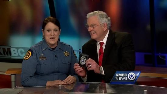 Child Search, Kelli Bailiff give thanks for Larry Moore