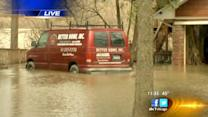 Flood cleanup in Des Plaines as residents assess damage
