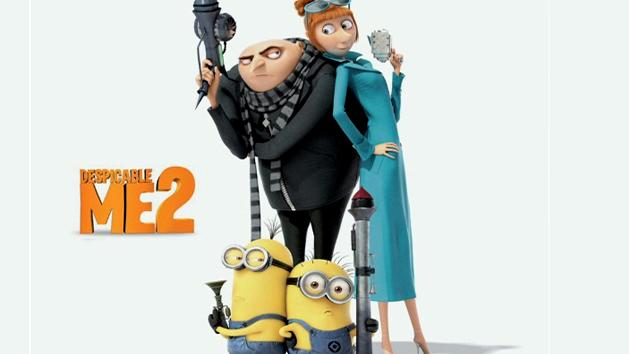 Despicable Me 2-Movie Review INDIA MovieReview