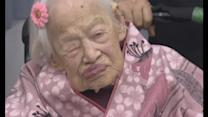 World's oldest person celebrates 117th birthday in Japan
