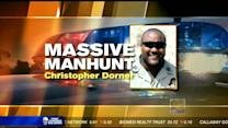 Still no sign of Christopher Dorner