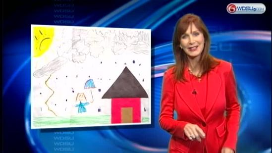 Margaret's Weather Picture for March 18