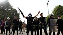 Egypt's Morsi Declares Emergency in 3 Provinces