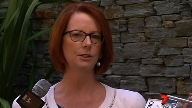 Gillard weighs in on scandal