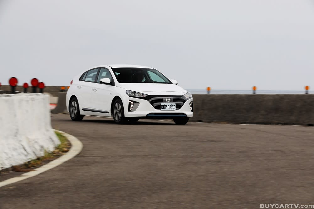 【♀ 冠儀試車日記】節能玩咖 Hyundai Ioniq Hybrid