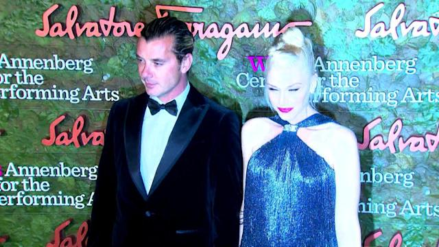 Gwen Stefani Shows Off Her Bump on a Disneyland Day Out