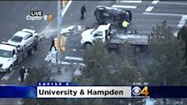 Accident At Hampden & University