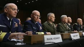 Pentagon Leaders Confirm U.S. Military Sexual Assaults Still Best In World
