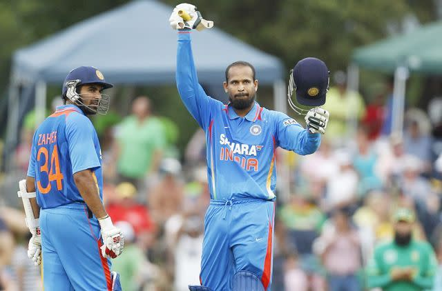 South African pacers had no answer to Pathan's onslaught