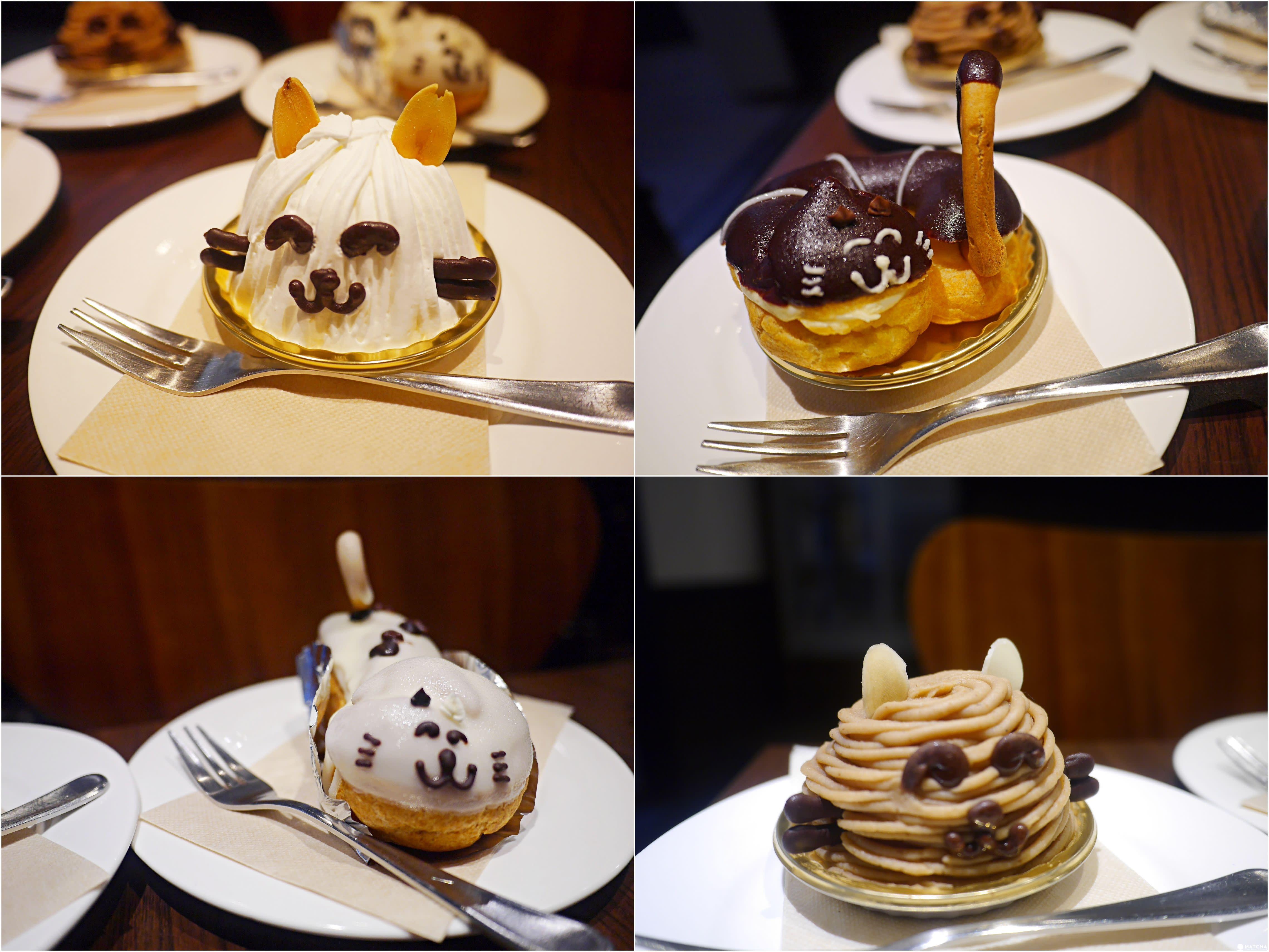 貓咪蛋糕 咖啡貓衛門