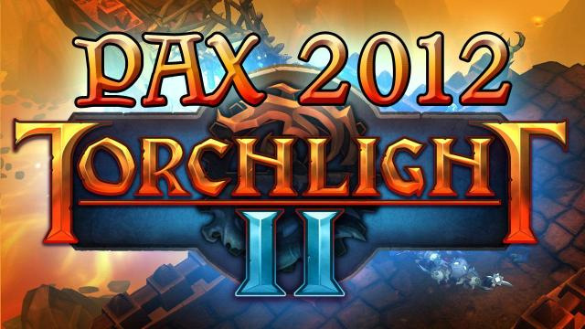 Torchlight II GAMEPLAY! Interview w/Project Lead & President of Runic Games, Travis Baldree - Destructoid DLC