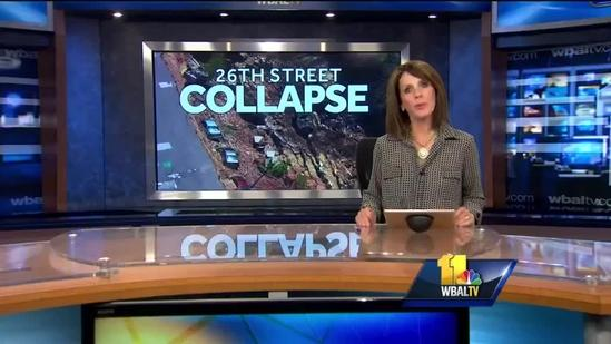 Residents displaced by 26th Street collapse to return