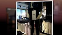 Topshop to Remove Super Skinny Mannequins After Facebook Post