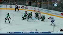 Lars Eller goes top-shelf from tough angle