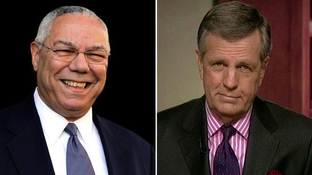 Hume: Colin Powell's GOP racism claims are 'weak'